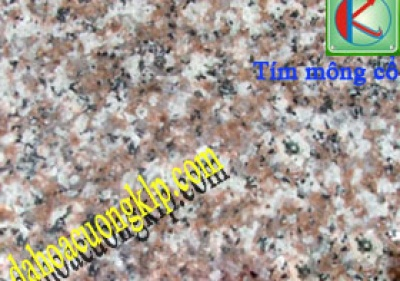 MONGOLIAN PURPLE GRANITE